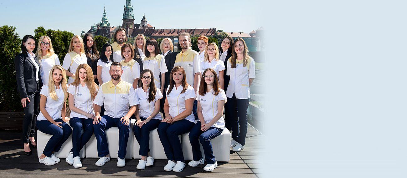 our team cichon krakow poland