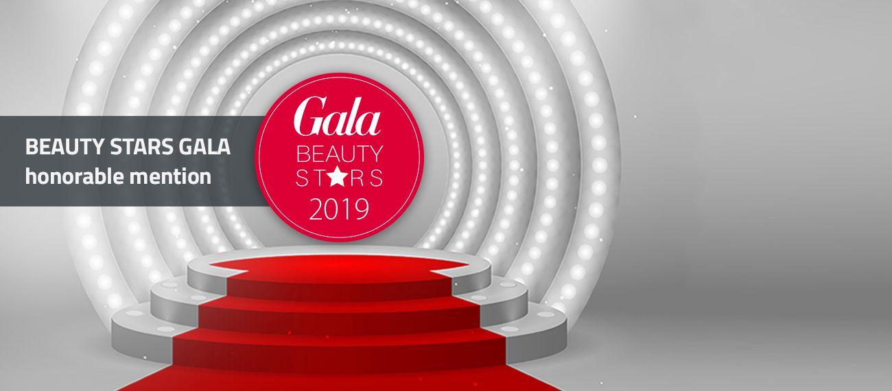 Beauty Stars Gala honorable mention - best dentist in krakow poland